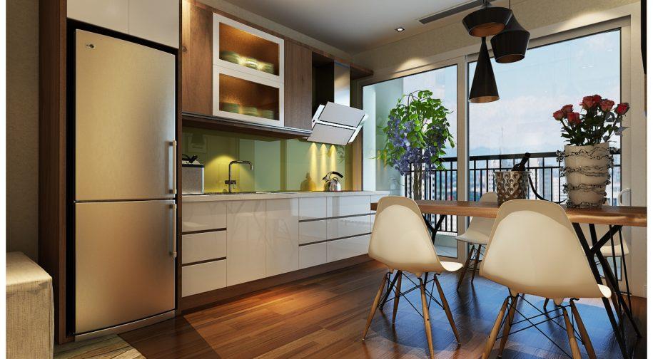 phòng bếp e2 yên hòa