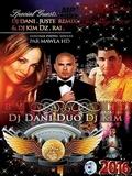 Dj Dani Duo Dj Kim-Live Alger 2016