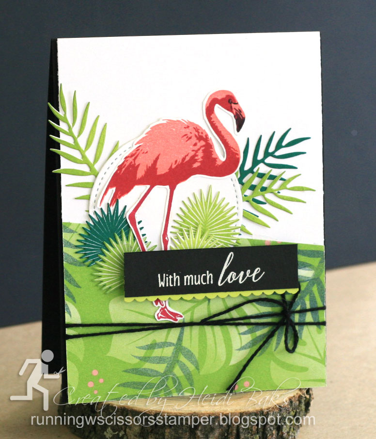 Stampin' Up! Fabulous Flamingo