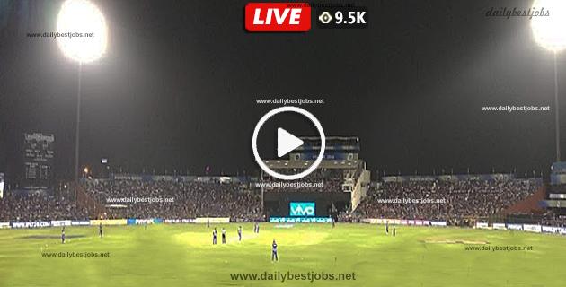 RR Vs RCB Live Streaming 14th T20 Cricket Live Score IPL 2019