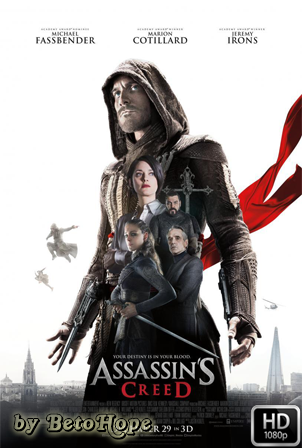 Assassins Creed [1080p] [Latino-Ingles] [MEGA]