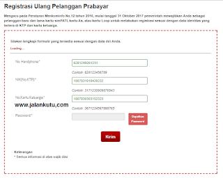 Cara Registrasi Kartu Telkomsel Lewat Web Terbaru