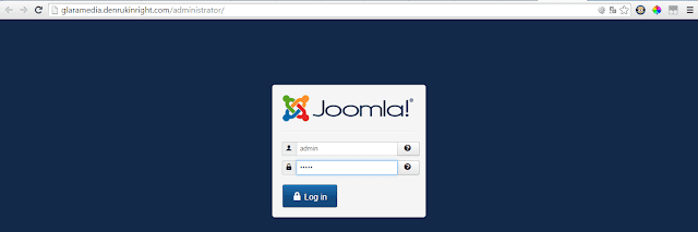Cara install joomla 3 di cpanel menggunakan subdomain