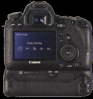 Memahami Simbol dan Ikon Pada SLR Canon