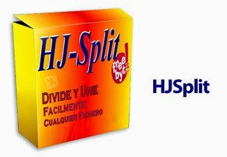 Download HJSplit v3.0 - File Splitter and File Joiner
