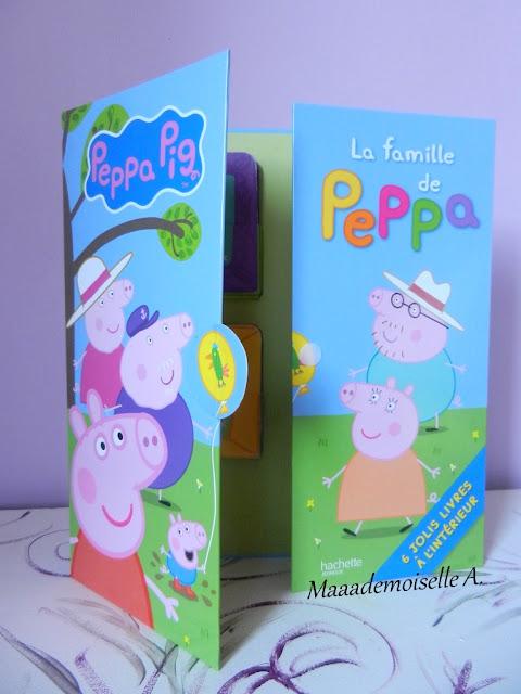 || Coffret La famille de Peppa (Présentation & Avis)(Chut, les enfants lisent #38)