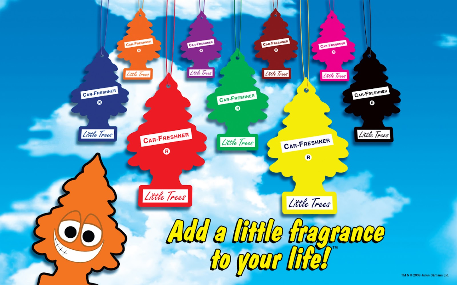 Car Freshener: Just A Country Gal: Little Trees Car Freshener Review