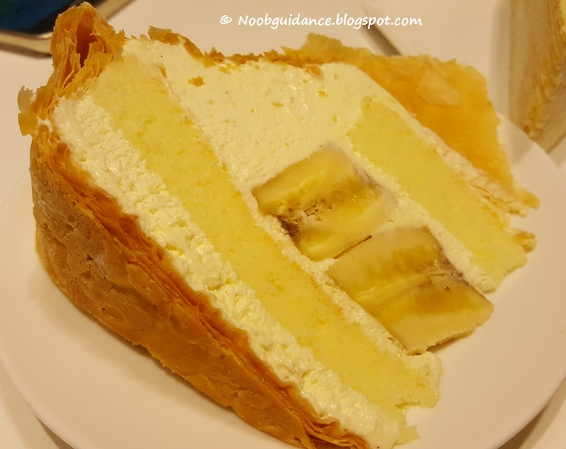 Light Vanilla Sponge Cake
