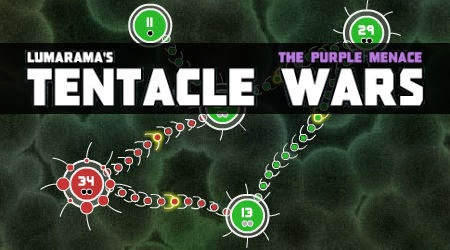 Tentacle Wars 2: The Purple Menace