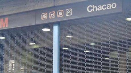 Costumbre : Cerrarán 19 estaciones del metro este 19 de abril
