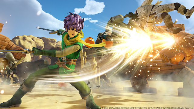 Dragon Quest Heroes II PC Free Download Screenshot 1