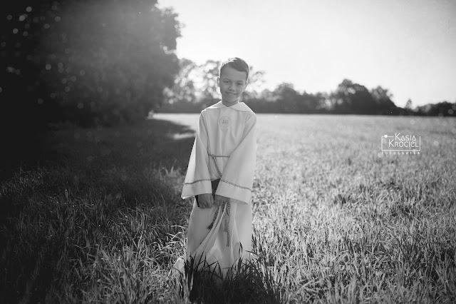 fotograf Lublin, fotograf Tarnobrzeg, Pierwsza Komunia Święta, sesja komunijna