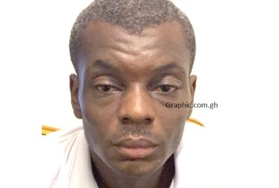 Man arrested for stabbing a Nigerian prostitute to death in Ghana