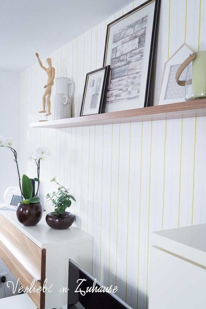 #meinShelfie Regaldekoration Wohnzimmer Interior House Doctor
