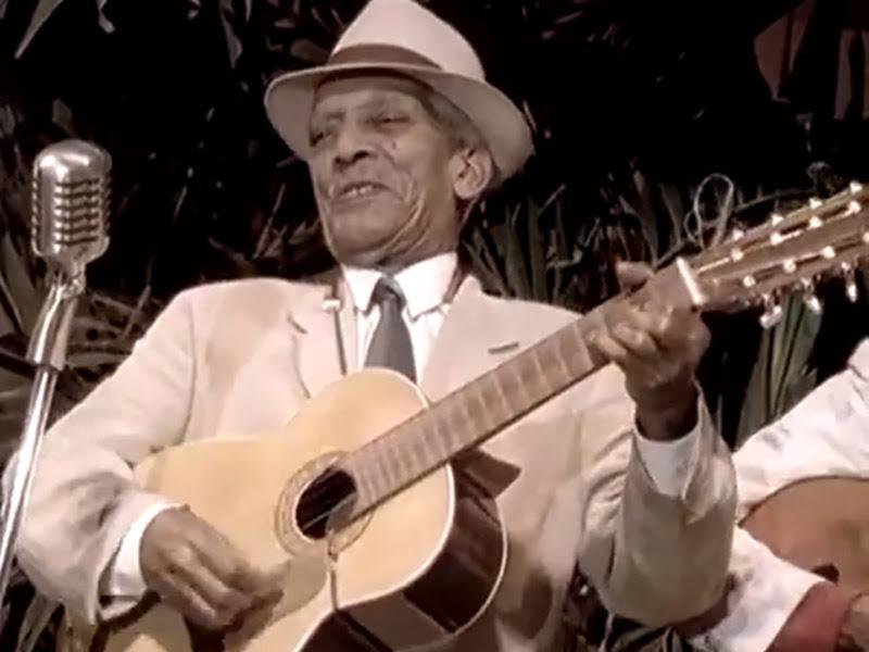 Compay Segundo - ¨El camisón de Pepa¨ - Videoclip. Portal Del Vídeo Clip Cubano - 08