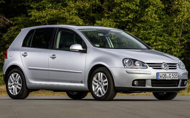 VW Golf Mk5