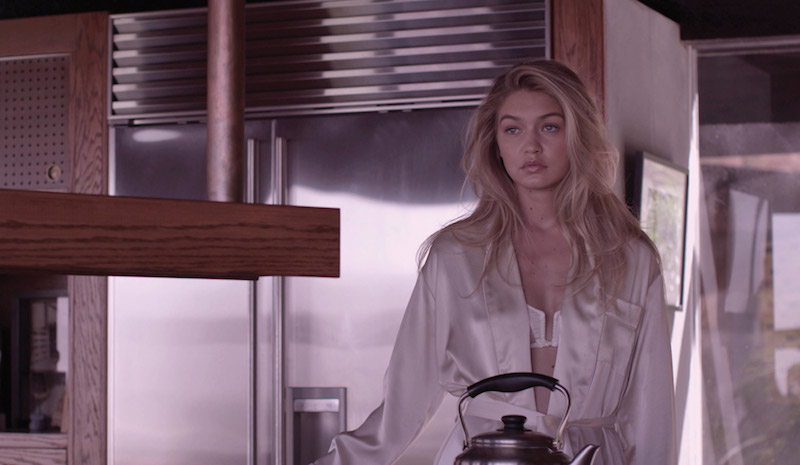 the actress: gigi hadid by sebastian faena for v #96 fall preview 2015
