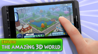 The Sims™ 3 Free Download APK+OBB Preview 5