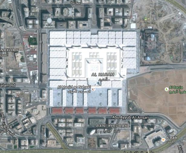 Medina: Medina was Prophet Muhammad's destination after his Hijrah from Mecca (Image: Google)