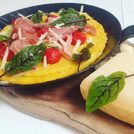 Polentapizza_My Kitchen Logbook by Marlene Grünzweil