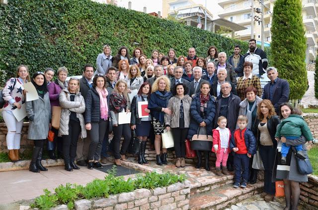 Γιάννενα: Επίσκεψη Αλλοδαπών Σπουδαστών Στην ΕΛΕΠΑΠ Ιωαννίνων