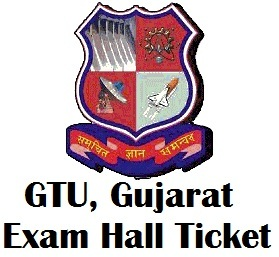 GTU Gandhinagar Hall Ticket 2017