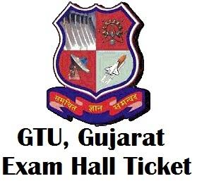 GTU Gandhinagar Hall Ticket 2017