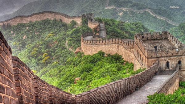 Dünyanın Yeni Yedi Harikası - Çin Seddi