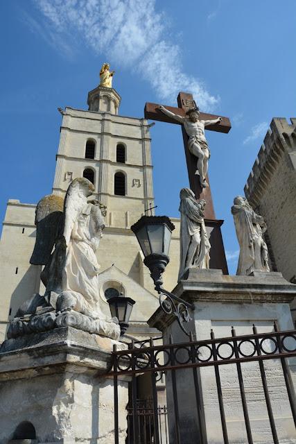 Notre Dame des domes avignon Jesus