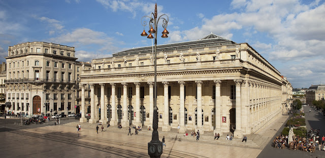 Passeio pelo Grand Théâtre e Opéra National de Bordéus