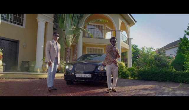 Video: Bisa Kdei Ft. Reekado Banks – Feeling