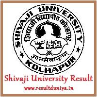 Shivaji University Result 2020