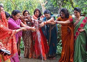 Hari Karva Chauth, India