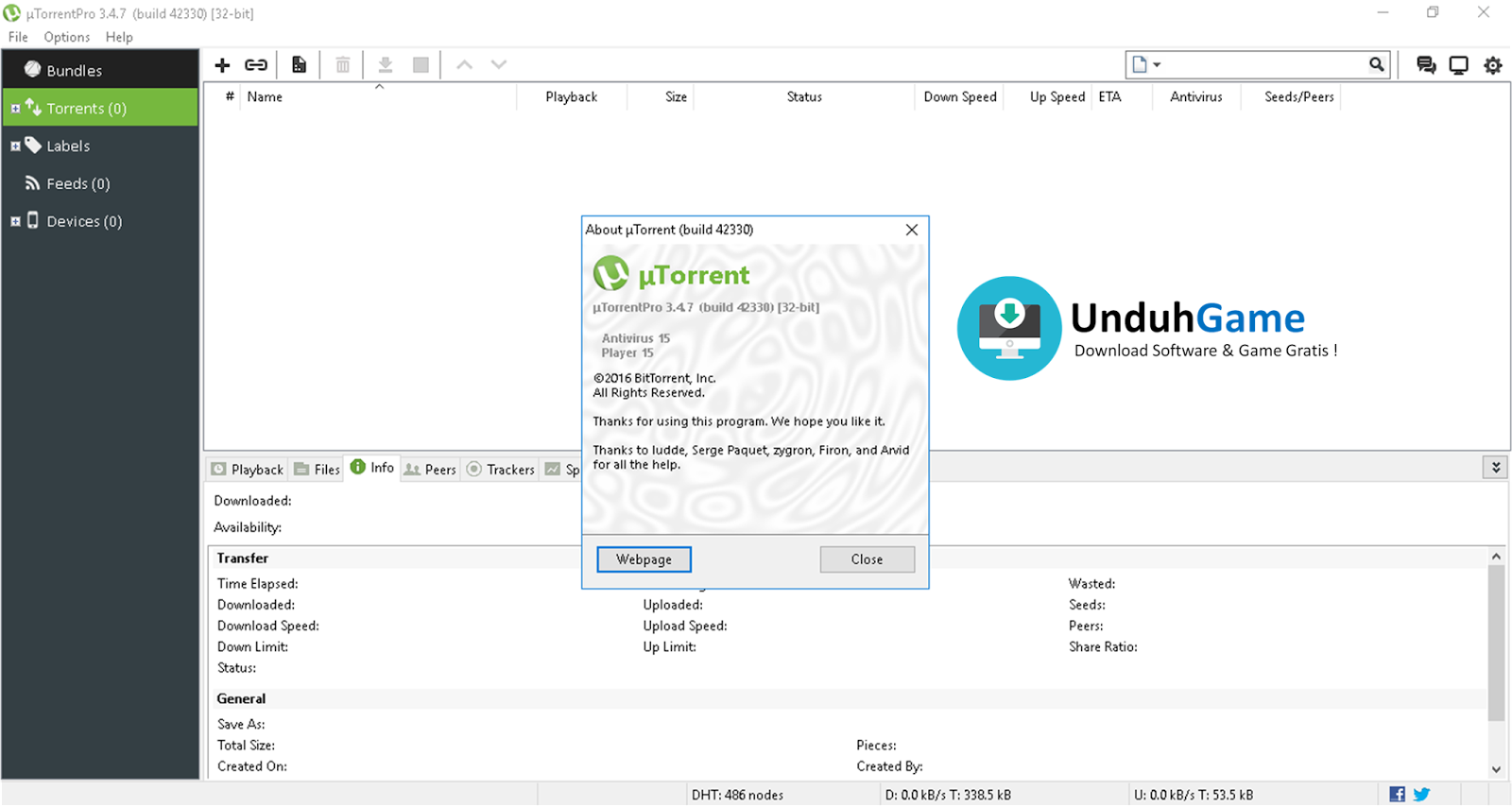Is Ok Utorrent    Build