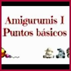 PUNTOS BÁSICOS AMIGURUMIS