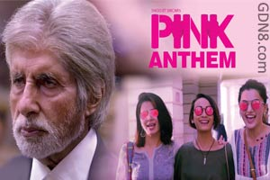 PINK Anthem Song Jonita Gandhi
