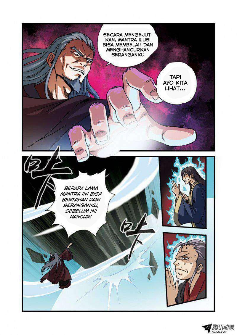 Dilarang COPAS - situs resmi www.mangacanblog.com - Komik xian ni 029 - chapter 29 30 Indonesia xian ni 029 - chapter 29 Terbaru 8|Baca Manga Komik Indonesia|Mangacan