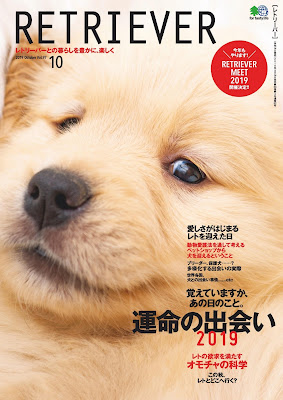 RETRIEVER(レトリーバー) 2019年10月号 zip online dl and discussion