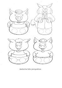 Cantinho Do Educador Plano De Aula Para Maternal Os 03 Porquinhos
