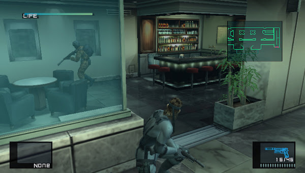 Metal Gear Solid HD Collection (USA) [NoNpDrm] PS VITA Screenshots #4