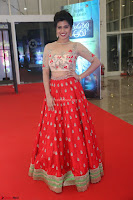 Mahima in beautiful Red Ghagra beigh transparent choli ~  Exclusive 146.JPG