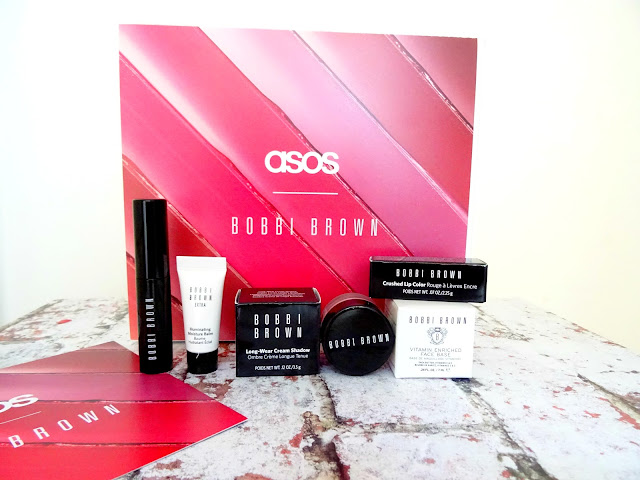 ASOS Bobbi Brown Beauty Box Contents