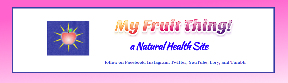 My Fruit Thing Natural Health