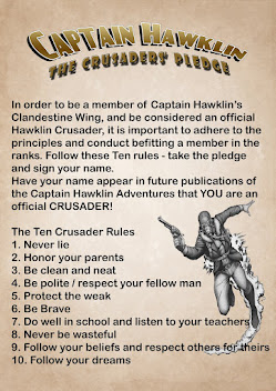 Take the Crusader Pledge