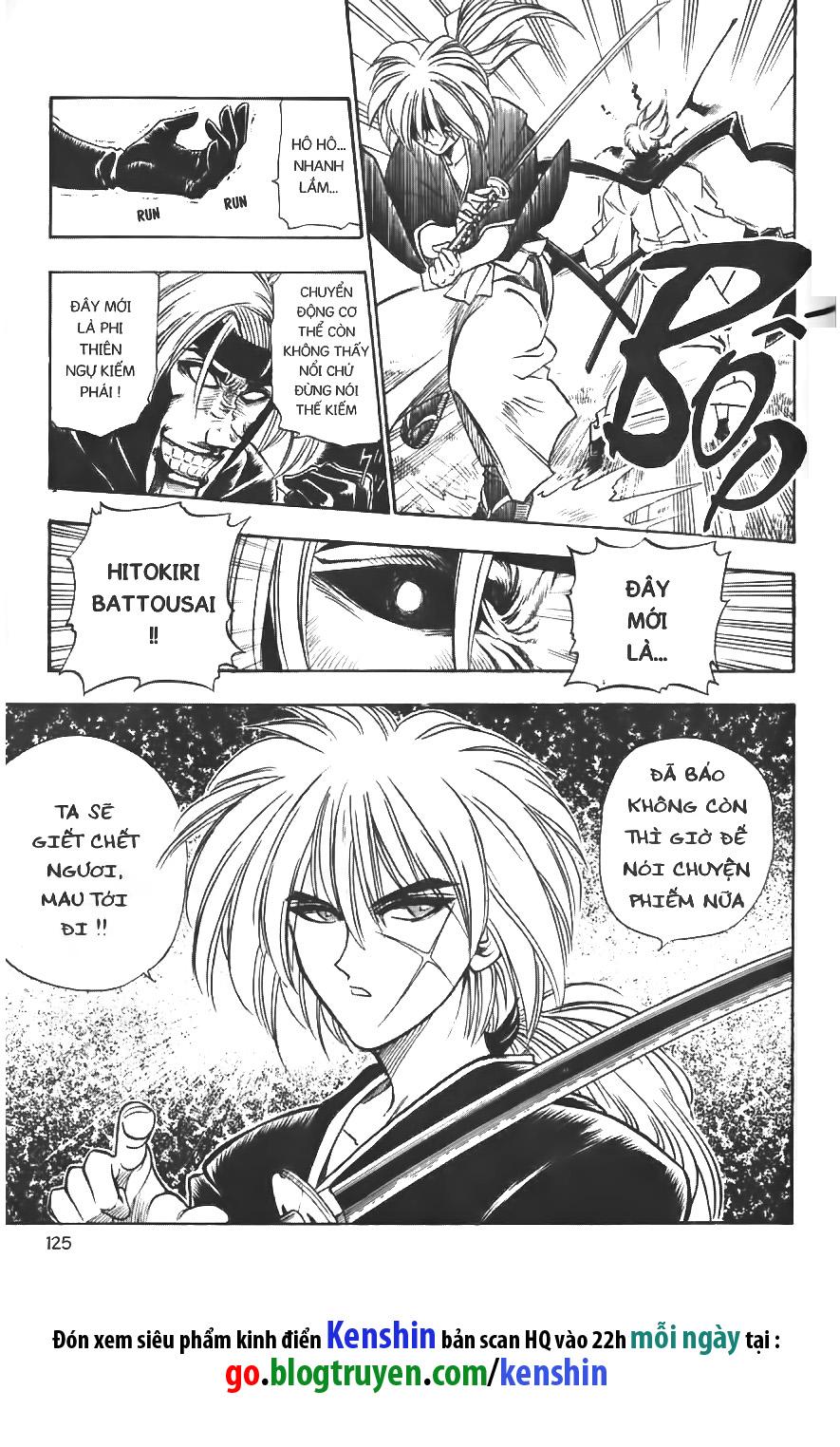 Rurouni Kenshin chap 12 trang 20