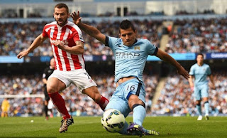 Stoke City v Man City live stream info