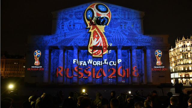 Bola Kualifikasi Piala Dunia 2018