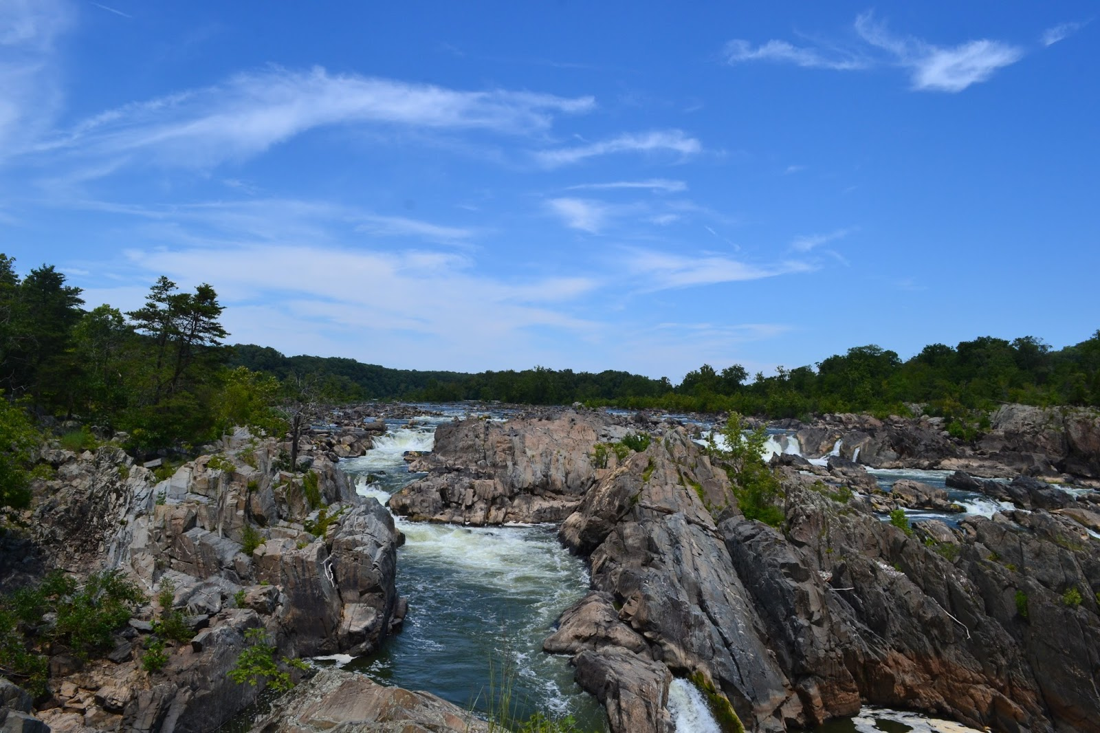 great falls, virginie, usa