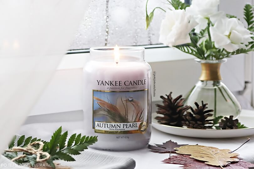 yankee candle autumn pearl blog