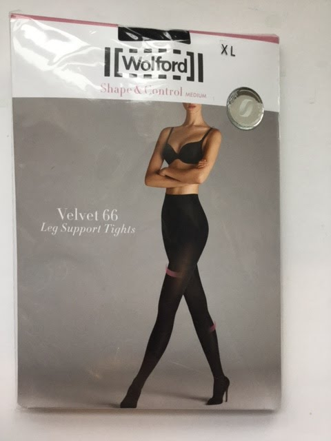 cb8c2be61 We have just received another pair of the wonderful Wolford Velvet 66 Leg  Support Tights.